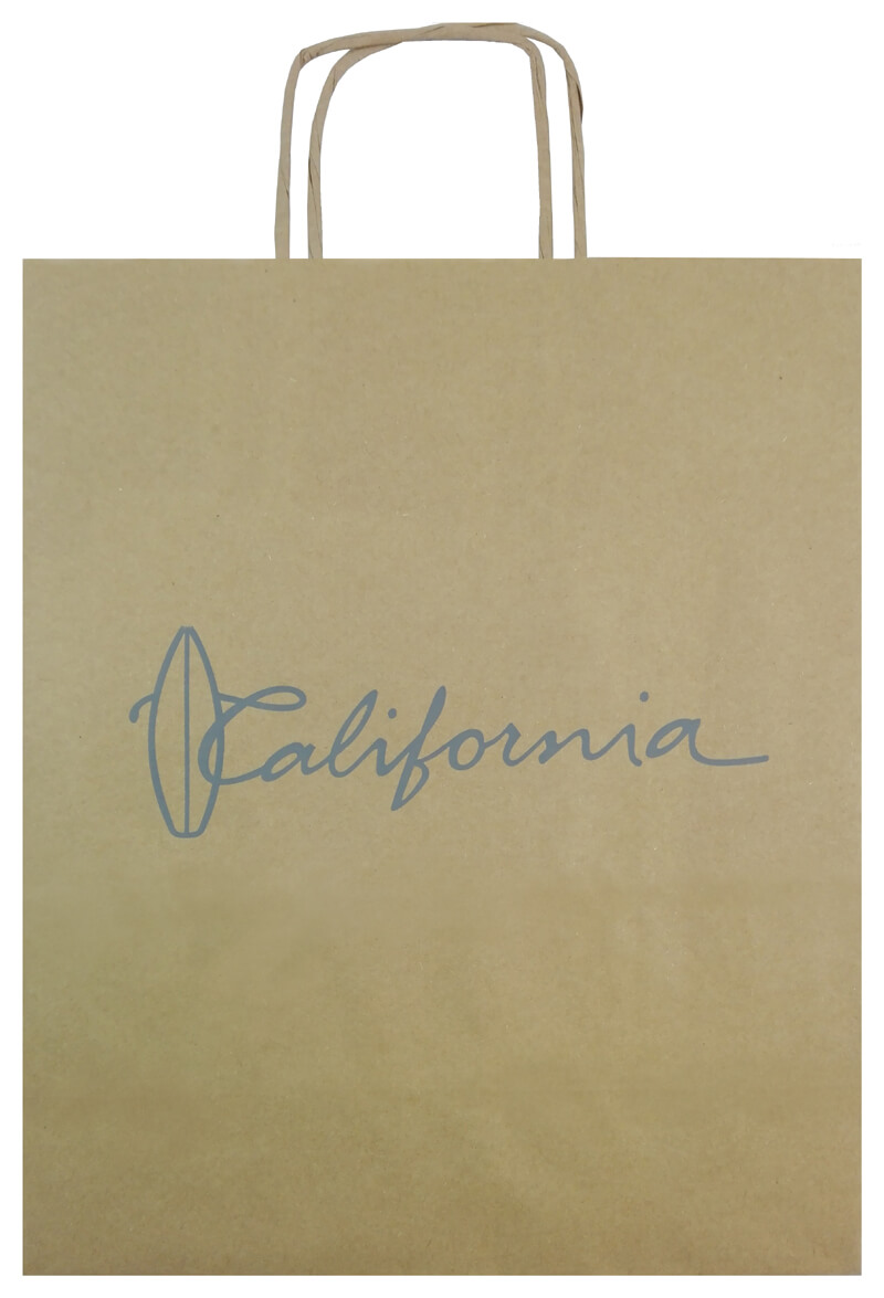 Bolsas de papel California