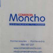 Bolsas de plástico Comercial Moncho