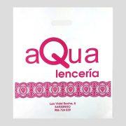 Bolsas de plástico para Aqua