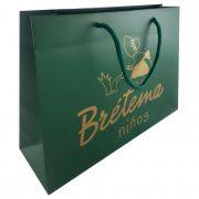 Bolsas de papel para Brétema