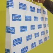 Bolsas de plástico Diputación de Zamora