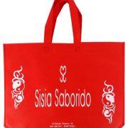Bolsas textiles para tienda de moda