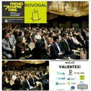 Novogal premios Emprende Coruña