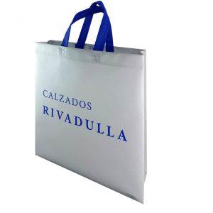 Bolsas textiles para zapatería en Santiago. Galicia
