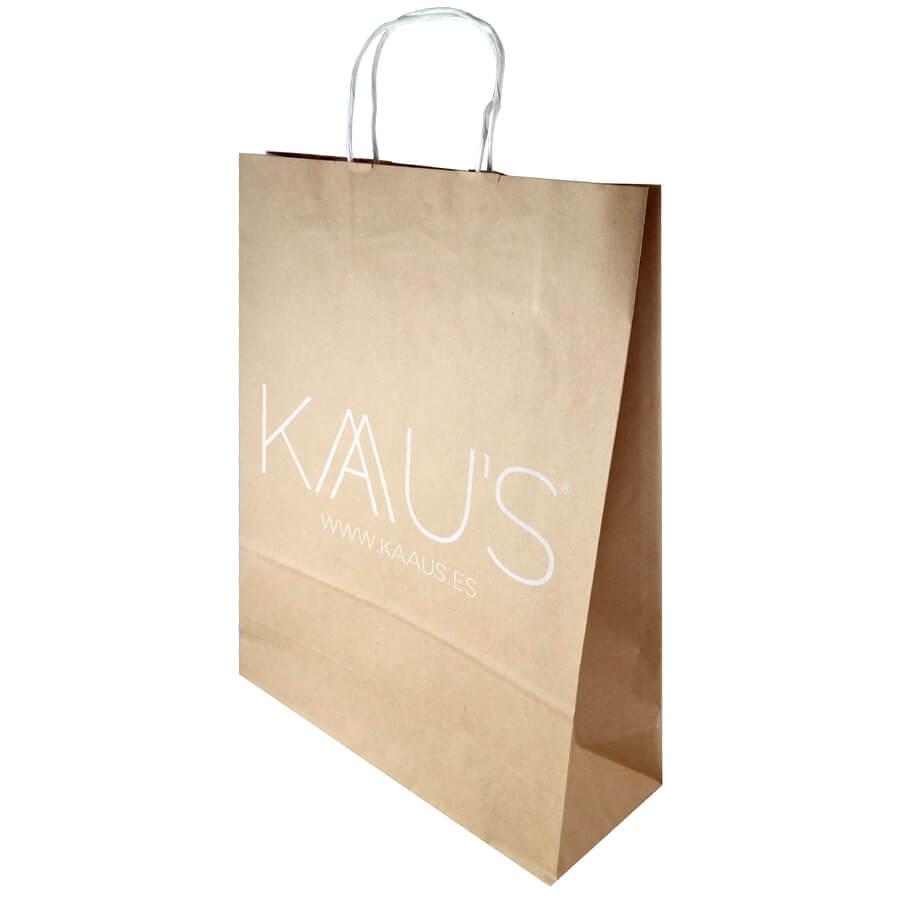 Bolsas de papel para KAAUS