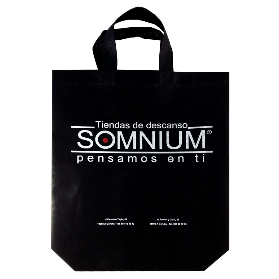 Bolsas textiles para Somnium
