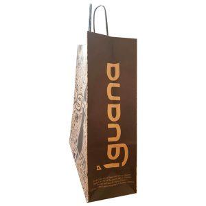 Bolsas de papel para tienda de moda en Illescas