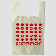 Bolsas de plástico reciclado para CENOR